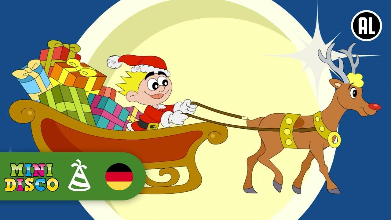 Der Weihnachtsmann Ist Im Land | Weihnachtslieder | FROHE ...