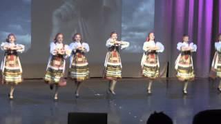 Фото Танец с ложками. Ансамбль танца Калинка г. Москва. Концерт памяти А.Н. Филиппова 15.12.2015