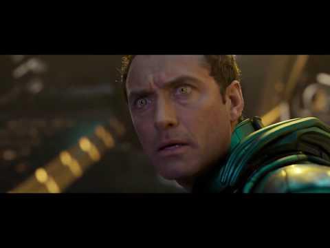 Капитан Марвел — Русский тизер трейлер 2019 Русский Трейлер