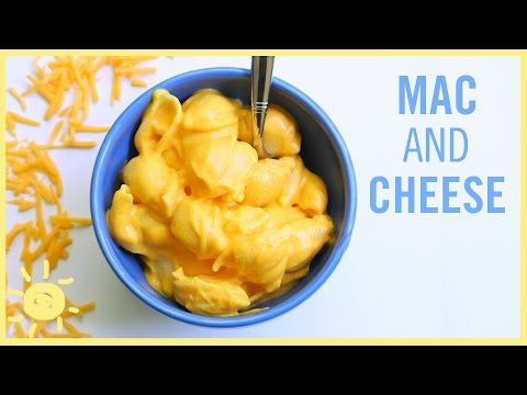 EAT | Mac and Cheese (with Hidden Veggies!)