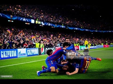 Barcelona vs PSG 6-1 Champions League 2nd Leg 8th March 2017 🔥All Goals & Highlights HD 1080p