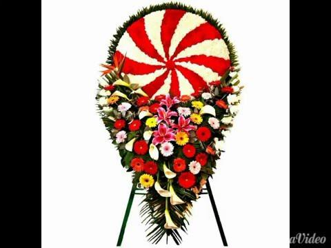 Funeral & Sympathy Flowers To Armenia (Flora Armenia) Ծաղկեպսակների առաքում - Flora-armenia.com