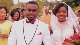 Iyanya - Applaudise(KINGSLEY & YVONNE WEDDING HIGHLIGHTS (07-18-15)
