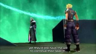 ENG Dissidia Final Fantasy - Cloud