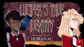 Lucifers True Identity [Hazbin Hotel Comic Dub]
