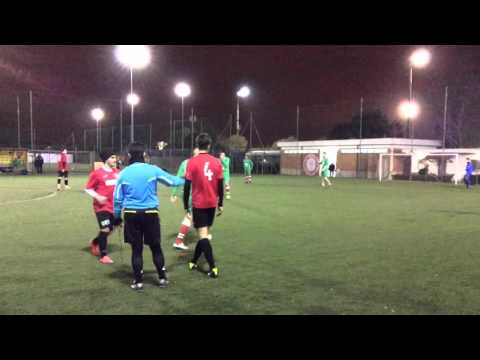 Integrale | Serie A - 18^ | Cottini Staibano Gomme VS Alitalia Calcio