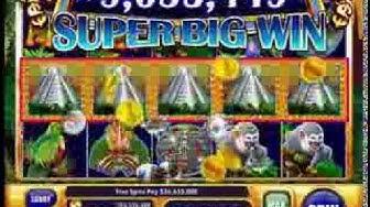 Jackpot Party Casino App - Jungle Wild