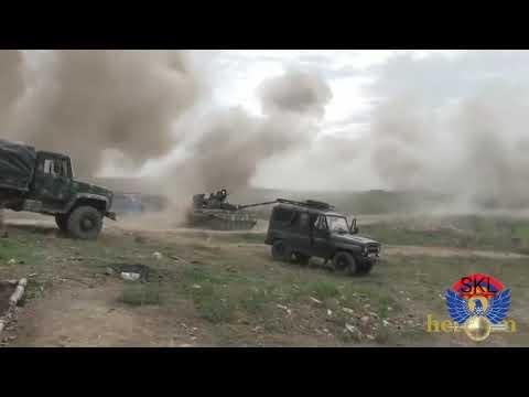 Кадры уничтожение Азербайджанской армии во второй Карабахской войне (часть 3) /клип