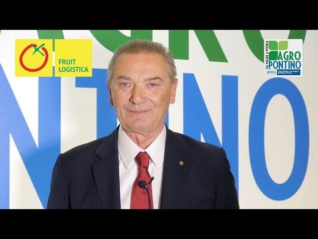 La Voce dei Protagonisti - Presidente CRA Agro Pontino, il bilancio finale di Fruit Logistica 2019