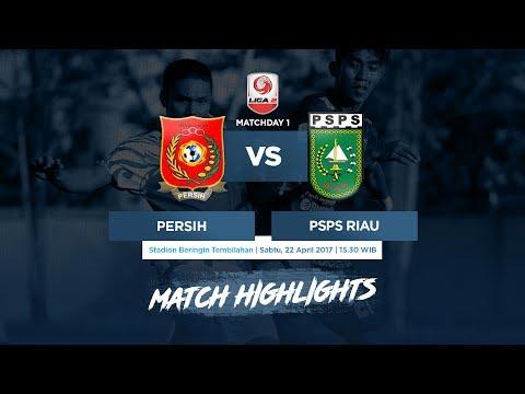 [Matchday 1] Persih Tembilahan vs PSPS Riau - Goals & Highlights - Liga 2 (22/04/2017)