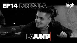"""LaJunta   Entrevista a DREFQUILA """"A FUEGO REMIX"""""""