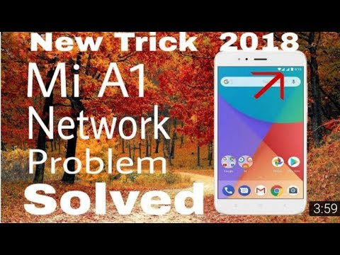 Xiaomi Mi A1 APN settings & network compatibility in United