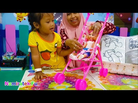 Kereta Dorong Bayi Lucu | Baby Walker Toys