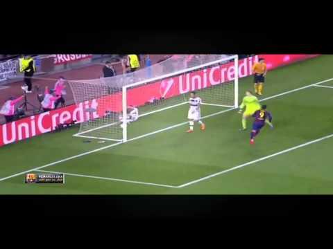 Barça 3-0 Bayern con audio de Alfredo Martínez (Onda Cero)