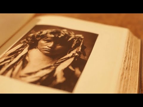 Edward Curtis photo books set to go up for auction