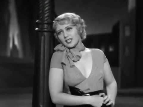 Joan Blondell and Etta Moten   Remember My Forgotten Man 1933
