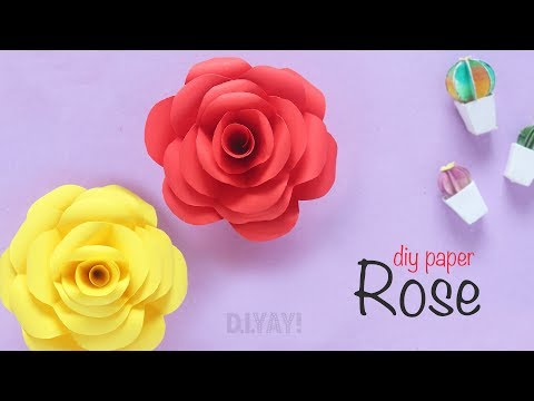 how-to-make-paper-flowers-|-flower-making-|-diy-paper-flowers