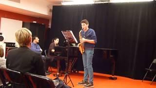 Allegro, Largo et Vivace - Haendel - Sax Alto