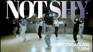 Not shy - Itzy / K-pop cover /…