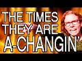 The Times They Are A Changing Social Justice The Musical mp3