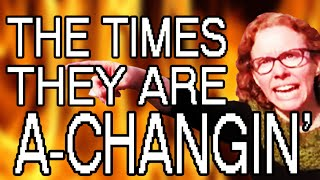 """The Times They Are A-Changing"" - Social Justice: The Musical"