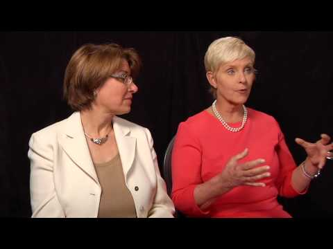 Q and A | Senator Amy Klobuchar and Cindy McCain