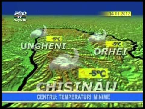 Meteo La Pro TV Chisinau