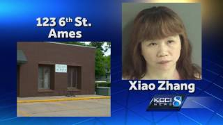 Massage workers arrested in prostitution sting