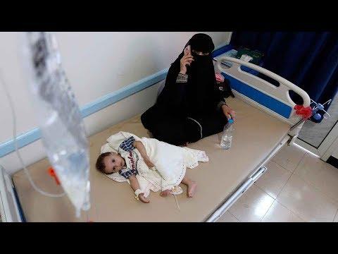 Cholera outbreak kills 480 in Yemen, one third of victims are children
