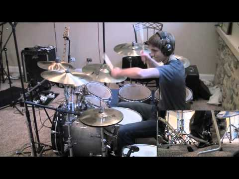 A Day To Remember - Since You Been Gone drum cover