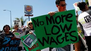 Burger King Employees Punished For Trying To Organize Union