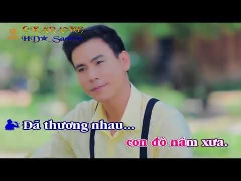[Karaoke HD] Câu Hát Tình Quê - Beat Song Ca ✔
