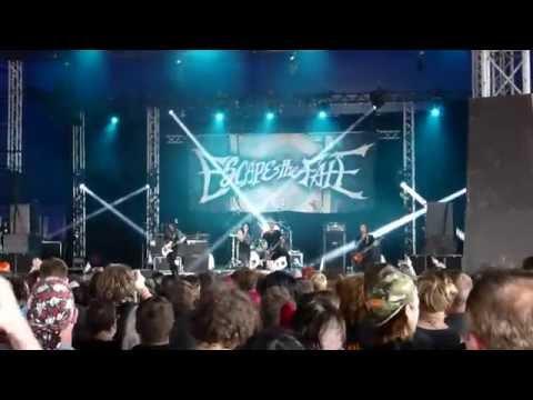 Escape The Fate - Gorgeous Nightmare [Download Festival 2016] (Live)