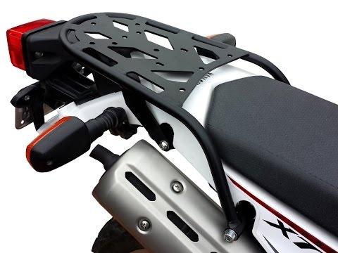 Precision Motorcycle Racks Yamaha XT250 - ENDURO Series Rear Rack  Installation