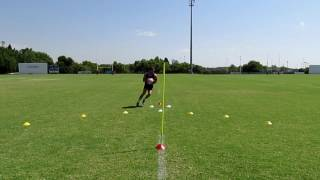 Side Step sevens coaching drills
