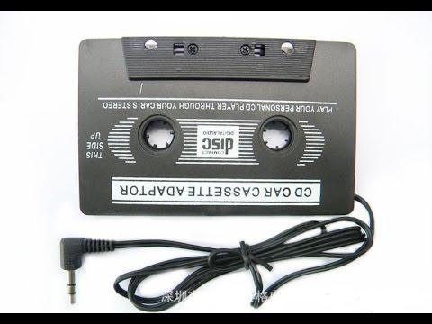 MP3 кассета в автомагнитолу + пульт + SDMMC - YouTube