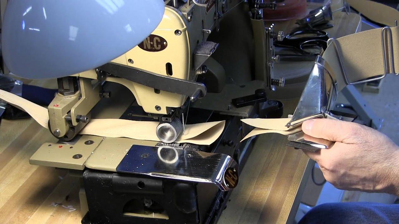 nc binding machine