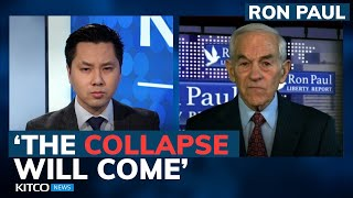 Ron Paul on the next economic collapse, America's future, and universal basic income (Pt. 1/2)