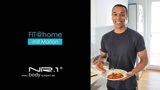 Fit @ Home : Cooking