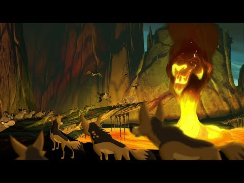 Lion Guard: Army of Scar BATTLE! | Kion's Roar of the Elders | The Scorpion's Sting HD Clip