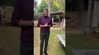 மருத்துவமனையில் இருந்து வீடு திரும்பினார் கபில்தேவ்..
