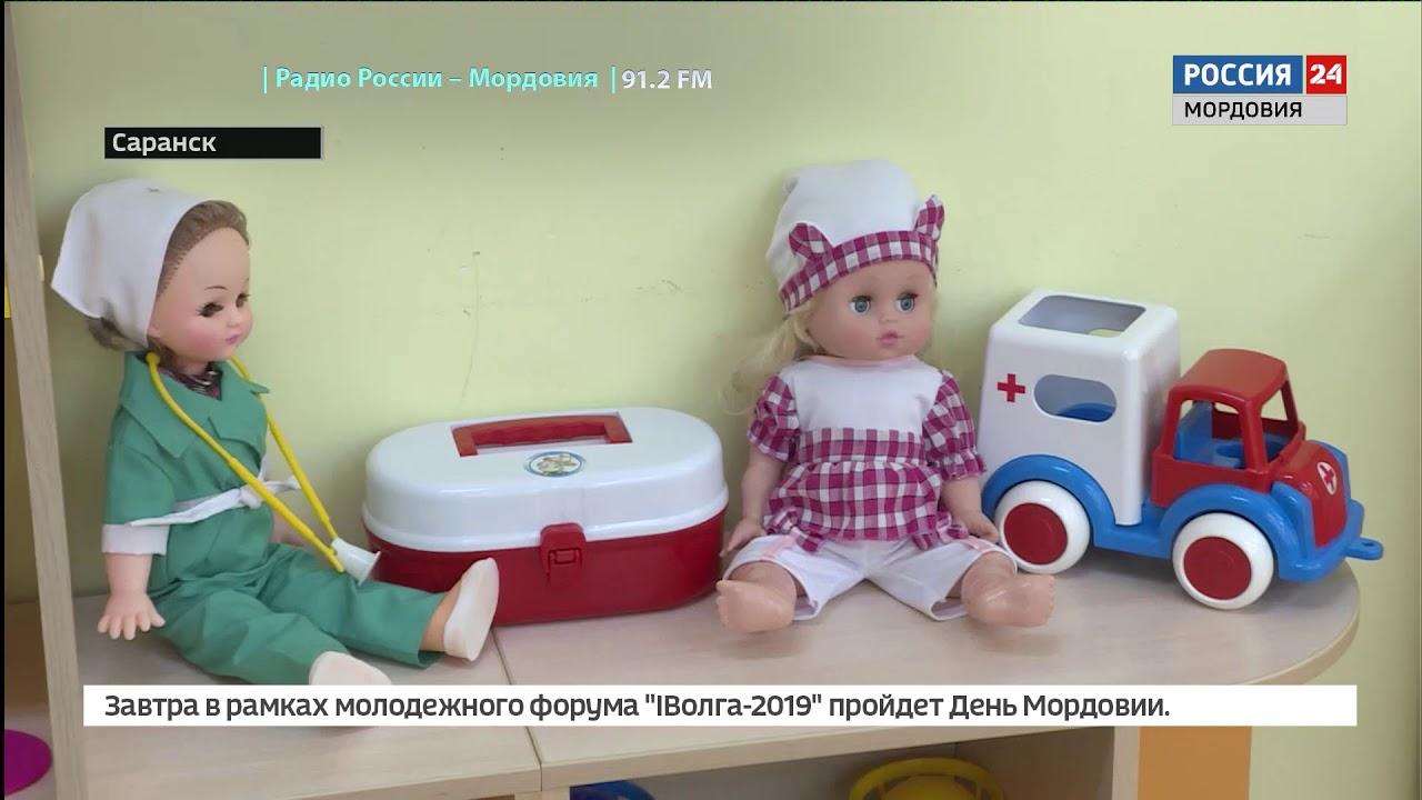 В Мордовии в самом разгаре пора приёма малышей в дошкольные образовательные учреждения