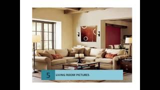 Beautiful & Unique Design Pictures Of Living Room