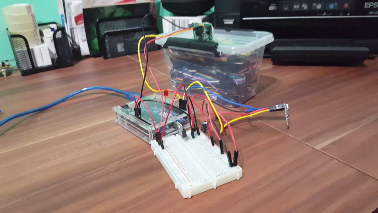 En haut Utilisation Arduino dans un projet domotique - YouTube &NU_14