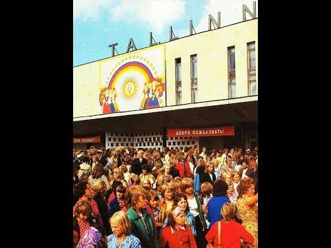 Soviet Tallinn 70-89s / Retro Tallinn