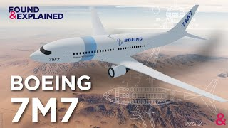 The Boeing 7M7 - The Proposed Future Boeing Aircraft To Replace The 737 MAX And 797   Never Built