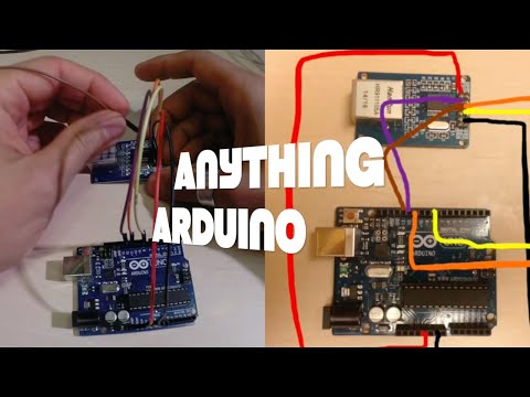 How To Connect The ENC28J60 To An Arduino - [Anything Arduino] (ep1)