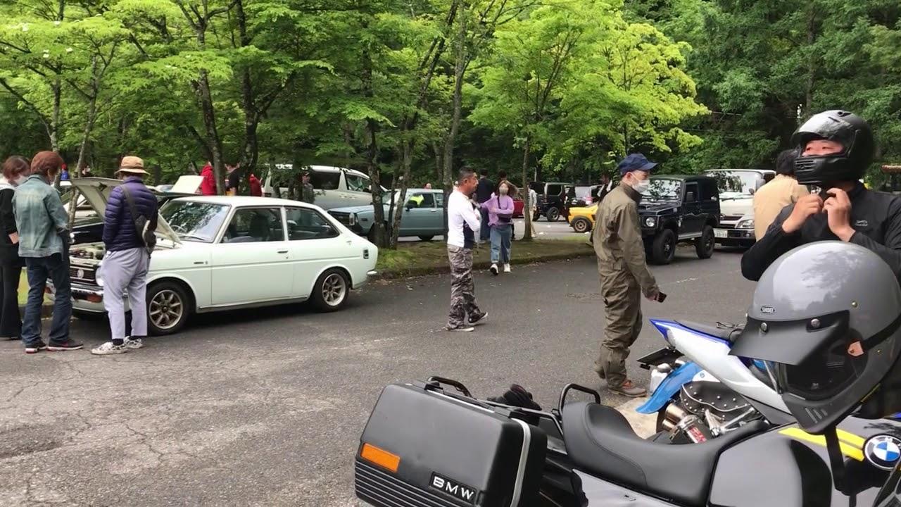 東京奥多摩旧車会 2020年6月