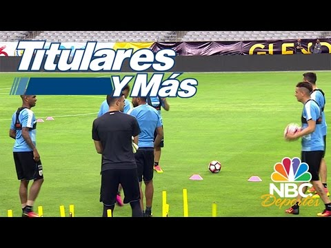 ¡Uruguay acusa a México! | Titulares y Más | NBC Deportes