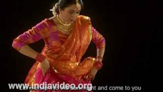 Chali Akelee Naar... Kathak Dance performance by Pali Chandra produced by Invis Multimedia